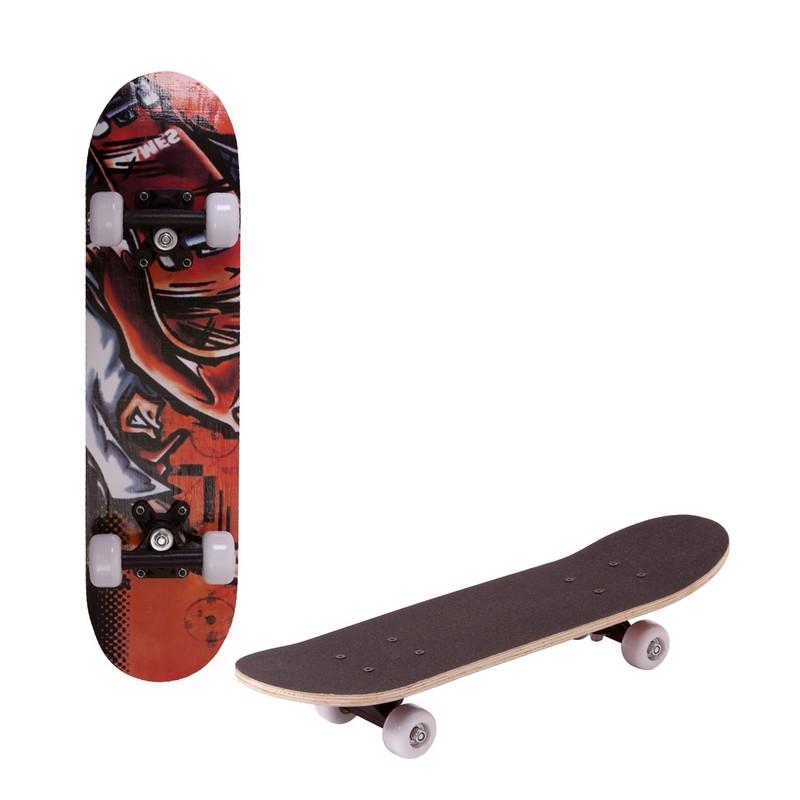 Скейтборд RGX Midi 3 скейтборд rgx small 2