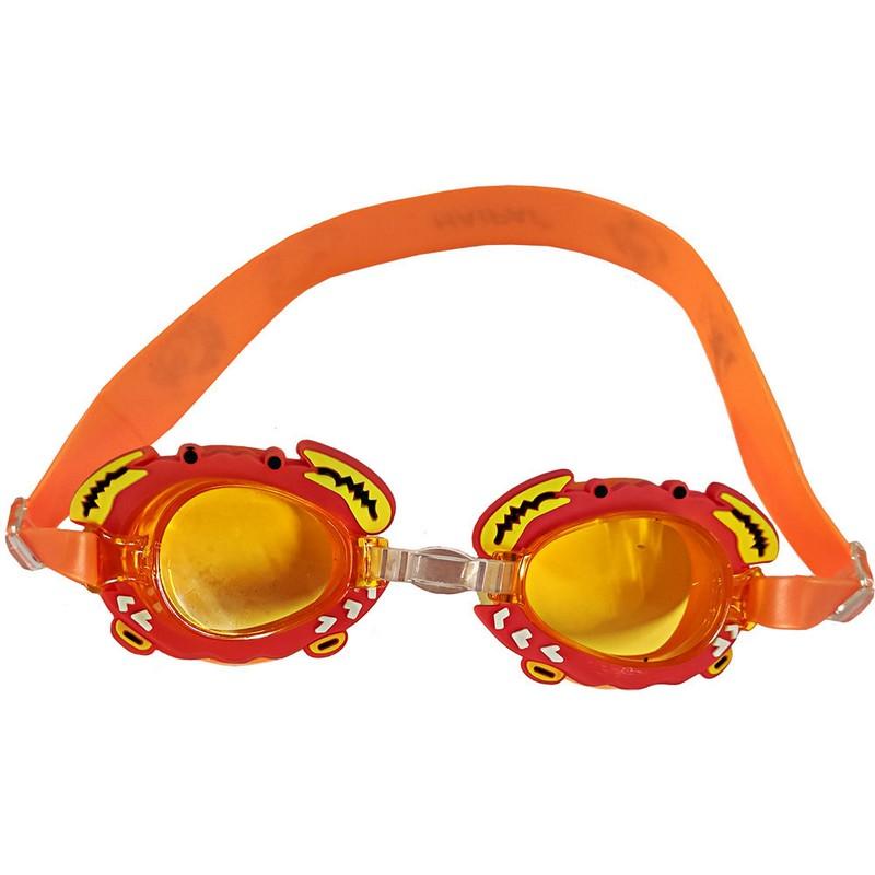 Купить Очки для плавания B31577-4 Оранжевый краб, NoBrand