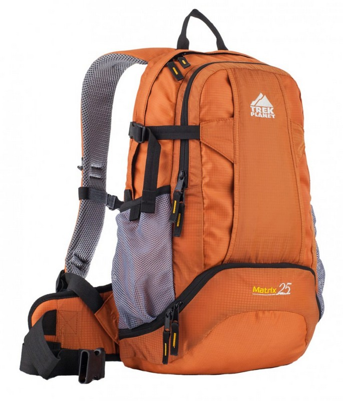 Рюкзак спортивный Trek Planet Matrix 25 (70518) оранжевый