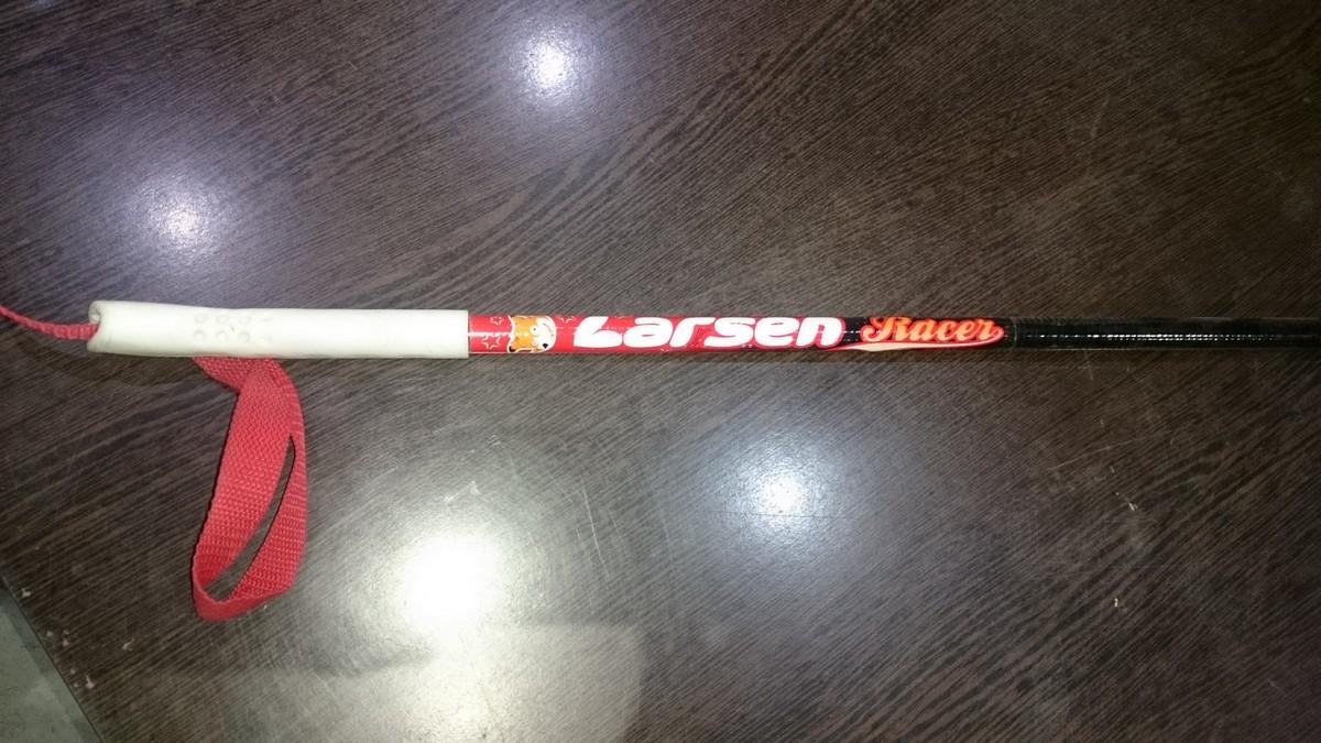 Купить Палки дл беговых лыж Larsen Race длина 85см,
