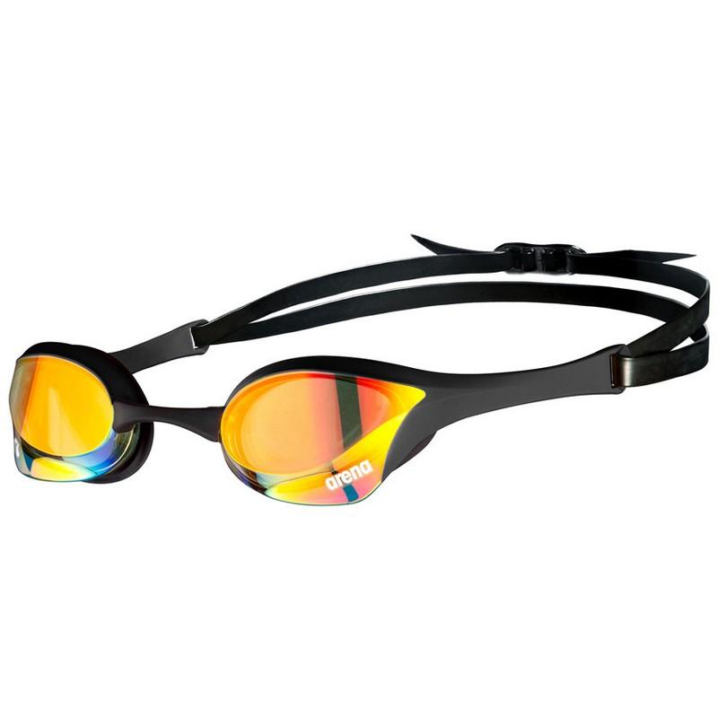 Купить Очки для плавания Arena Cobra Ultra Swipe Mirror 002507350, зеркальные,