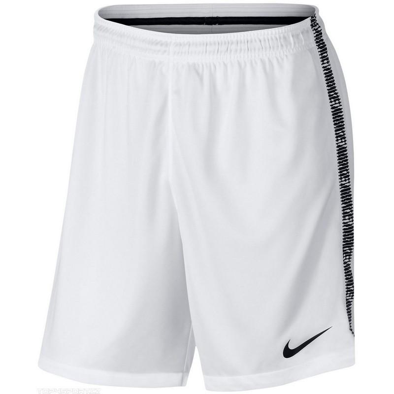 Шорты тренировочные Nike Dry Sqd Short K 859908-100 Sr шорты nike шорты fcb y nk dry sqd short k