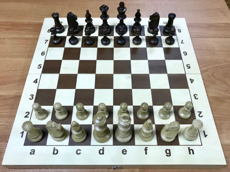 Купить Шахматы Стаунтон N5 с утяжелителем деревянной складной доской 43 см ТШ 11, NoBrand