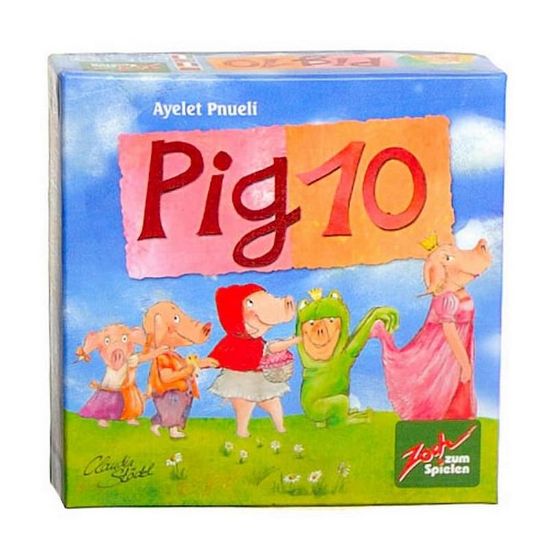 Настольная игра Стиль Жизни 10 Свинок