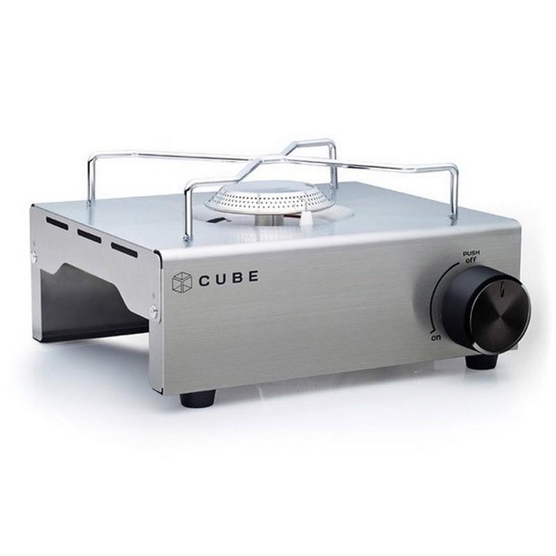 Плита газовая Kovea Cube КGR-1503 мини плита газовая kovea кgr 1503 kgr 1503 000 00