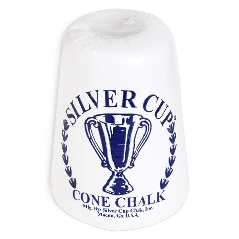 Тальк для рук Silver Cup Cone Chalk 04395 фото