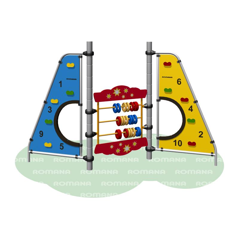 Купить Игровое оборудование Romana 401.15.00, Детские спортивные комплексы, площадки