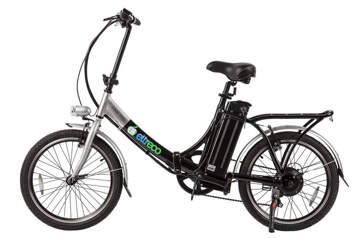 Велогибрид Eltreco Good Litium 250W