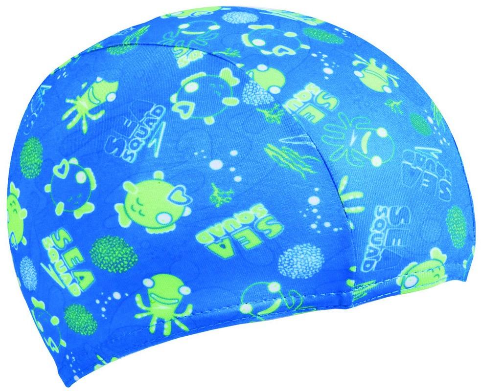 Шапочка для плавания Speedo sea squad polyester cap ju assorted шапочки и чепчики лео шапочка совы
