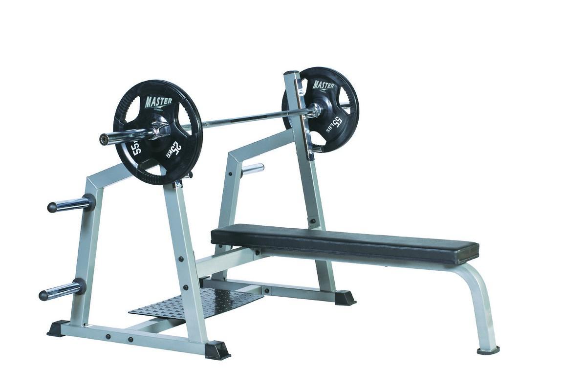 Купить Олимпийская прямая скамья BenCarFitness TS-M46,