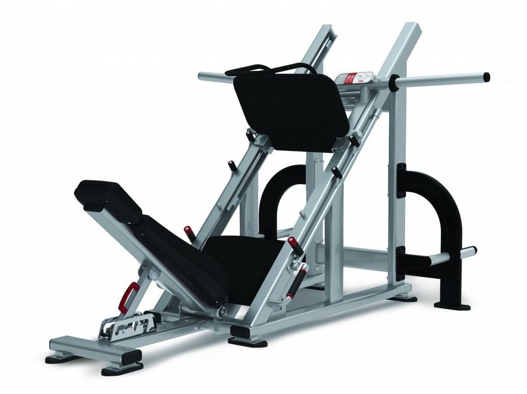 Купить Тренажер для жима ногами сидя Nautilus CHF/9NP-L1141-13BZS,