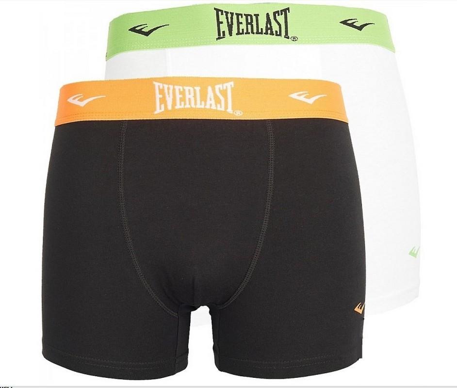 Купить Трусы Premium Sports (2 шт) белые, черные, Everlast
