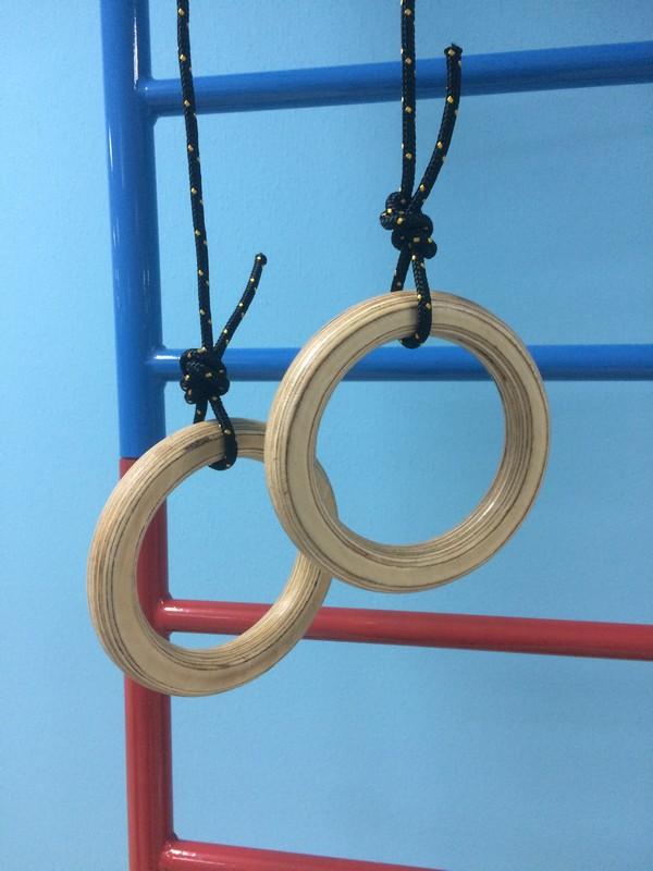 Кольца навесные для ДСК ФСИ d16 см, фанера, 10414,  - купить со скидкой