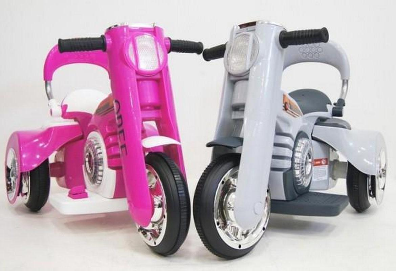 Электромобиль River-Toys Moto X222XX