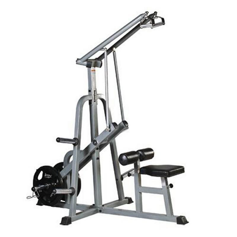 Рычажная тяга с верху Hard Man HM-735 рама для силовой тренировки house fit hg 2107 power rack