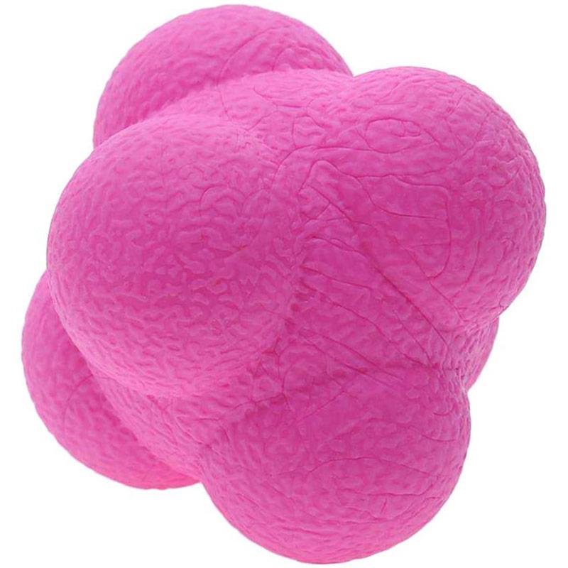 Купить Мяч для развития реакции (розовый) Torres Reaction Ball B31310-5,