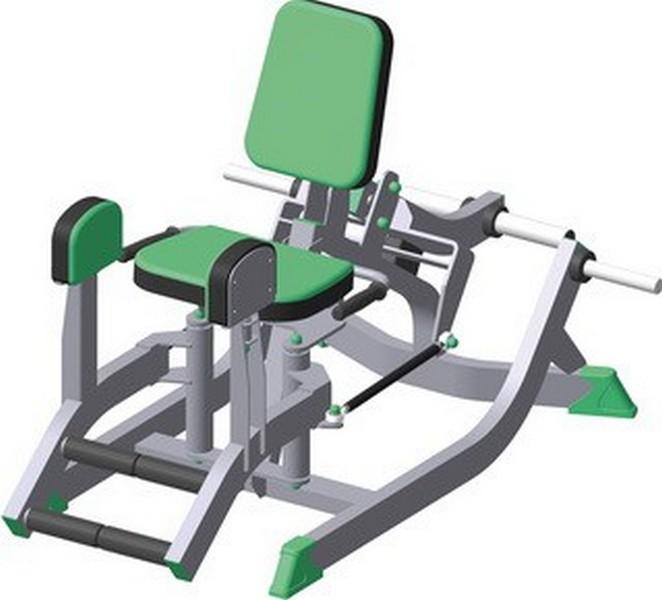Тренажёр для отводящих мышц бедра (разведение ног) Vasil Gym В.1010 сушка для посуды и продуктов ругес водосток цвет светло зеленый серый металлик