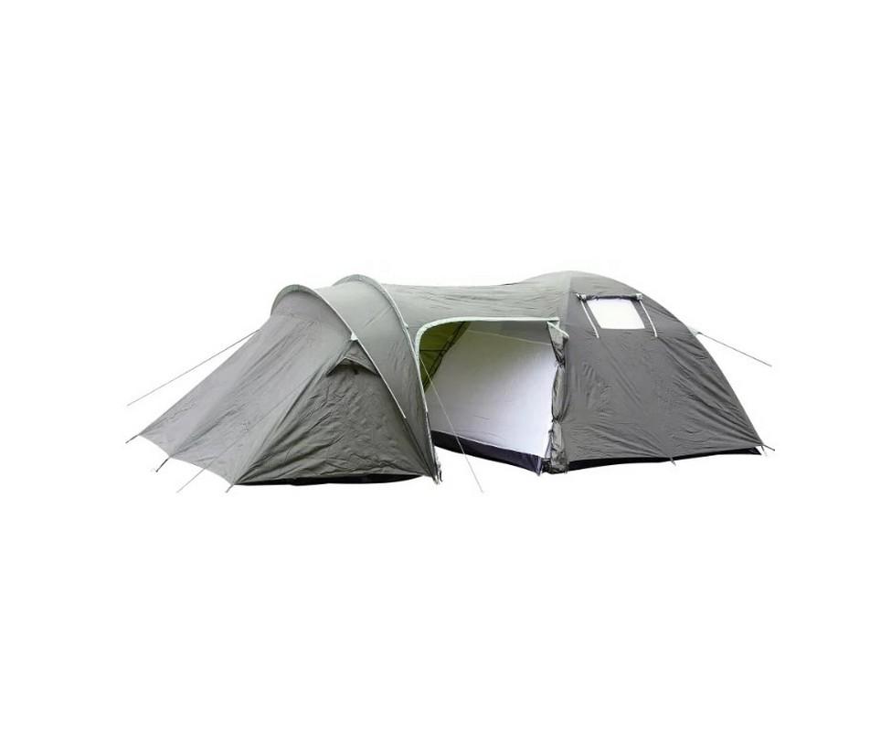 Палатка шестиместная Greenwood Den 6 серый
