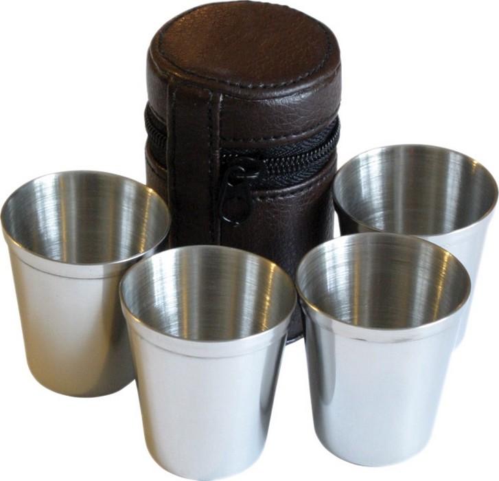 Набор стаканов BTrace 4 шт х 175 мл C0115