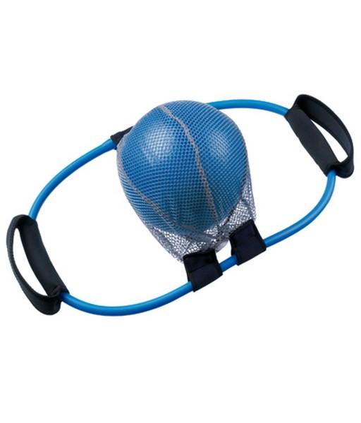 Мяч с рукоятками ExerBall, шт Beco 96030