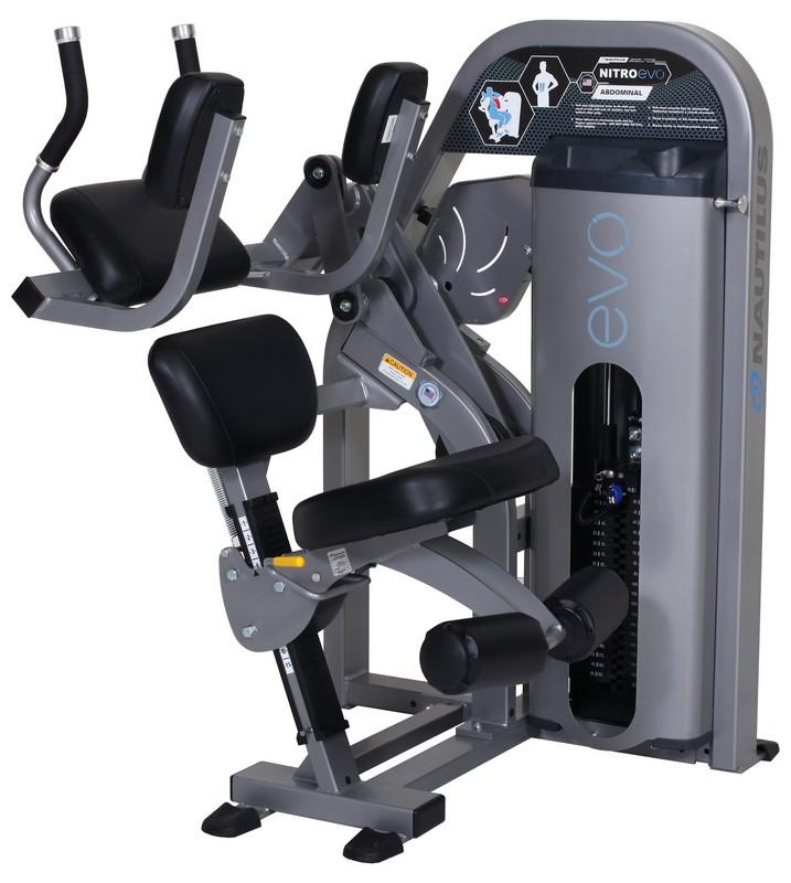 Тренажер для мышц брюшного пресса Nautilus CHF/S9AB