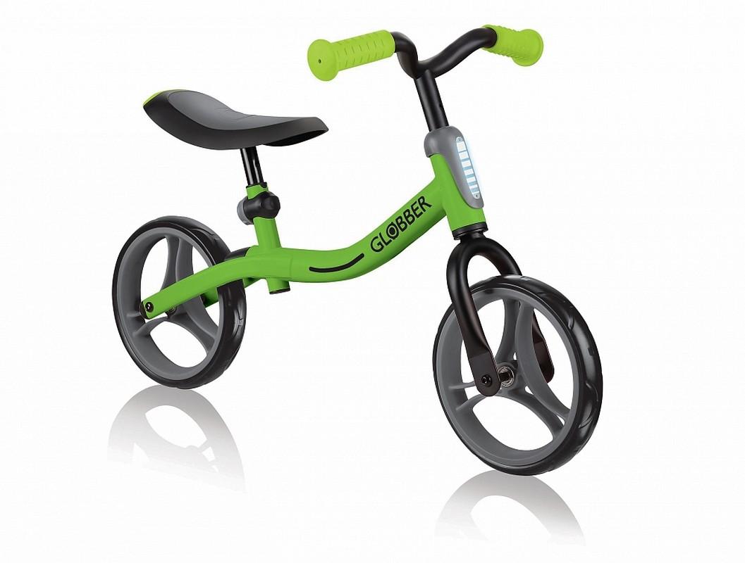 Беговел Globber GO Bike зеленый от Дом Спорта