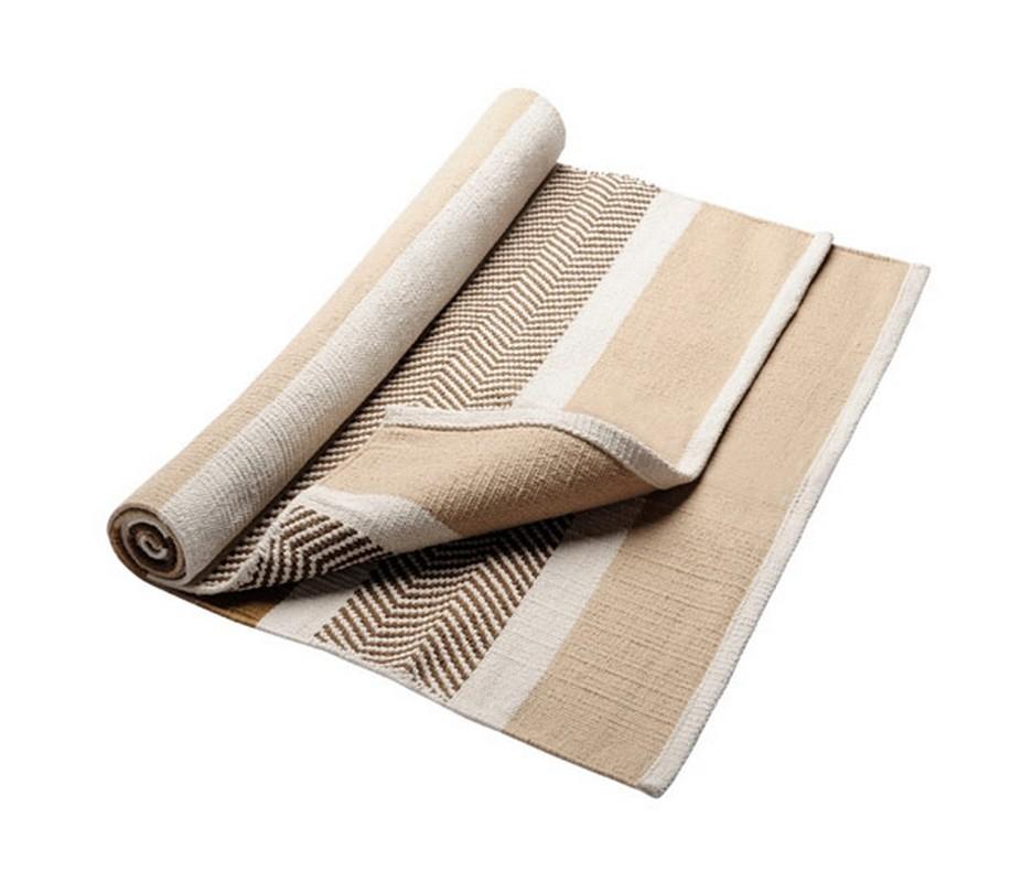 Купить Одеяло для йоги Hugger Mugger Cotton Yoga Rug 71х188х0,3 см,