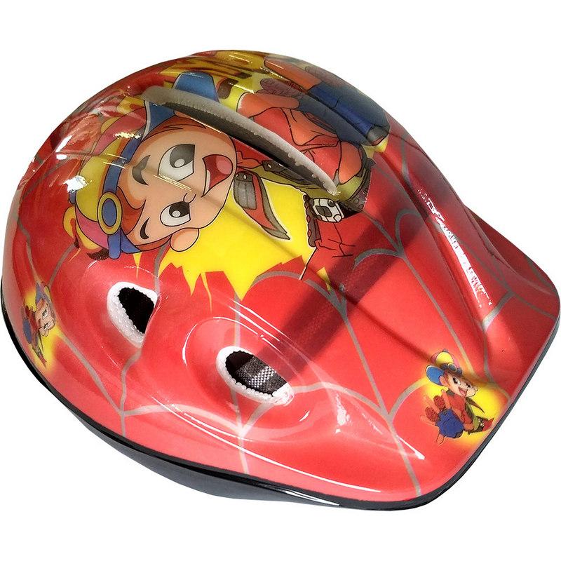 Шлем защитный JR F11720-5 (красный), NoBrand  - купить со скидкой
