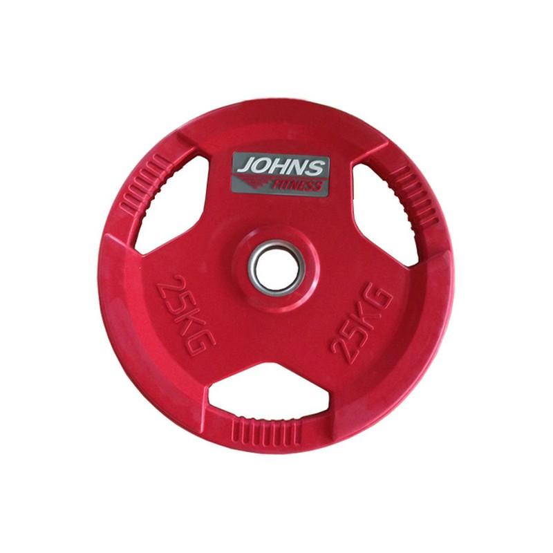 Купить Диск Johns d51мм, 25кг 91010 - 25С красный,