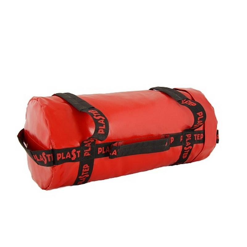 Купить Мешок набивной с наполнителем до 5 кг Plastep SandBag 25x50 см, тент,