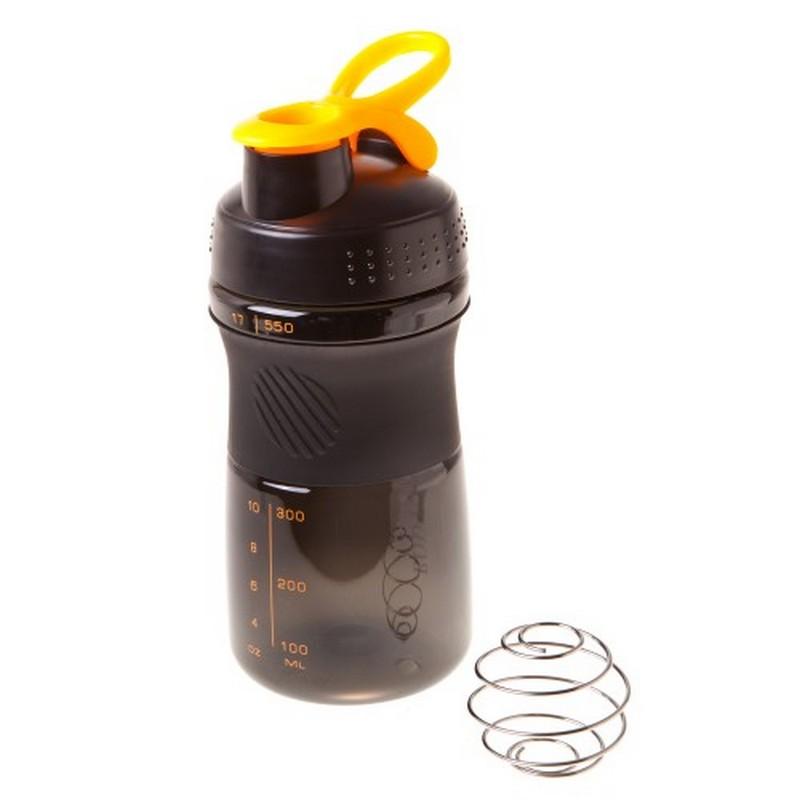Спортивный шейкер Body Form BF-SSHB01-500 черно-оранжевый   Шейкеры ... 4655abc432c