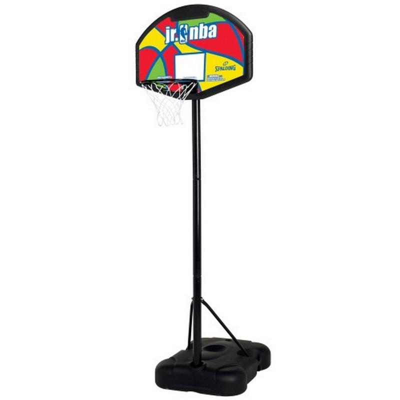 Баскетбольная стойка юниорская Spalding 58758CN spalding баскетбольная стойка spalding 2013 highlight 42 acrylic system