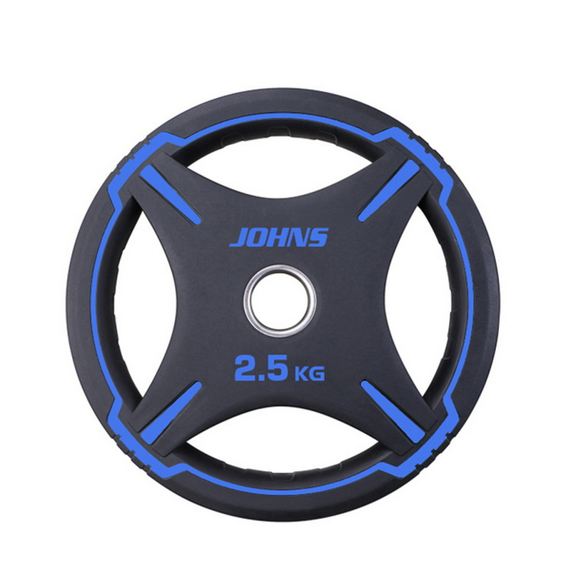 Купить Диск Johns D50мм чёрно-синий 2,5 кг91030 - 2,5ВC,