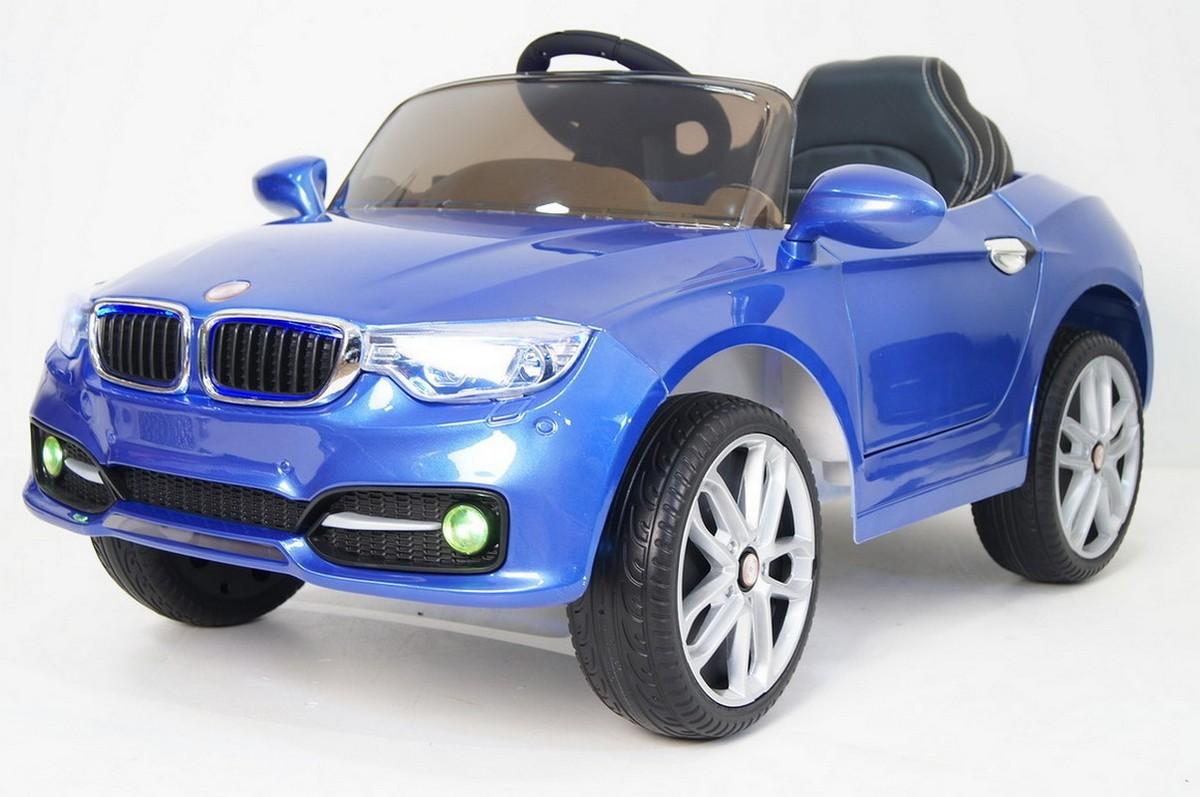 Электромобиль River-Toys BMW P333BP