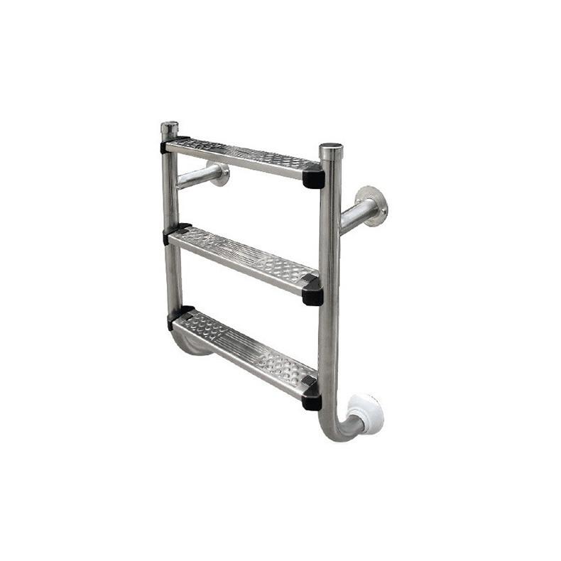 Купить Лестница BHL нижняя часть 3 ст AquaViva BHL315-SR,