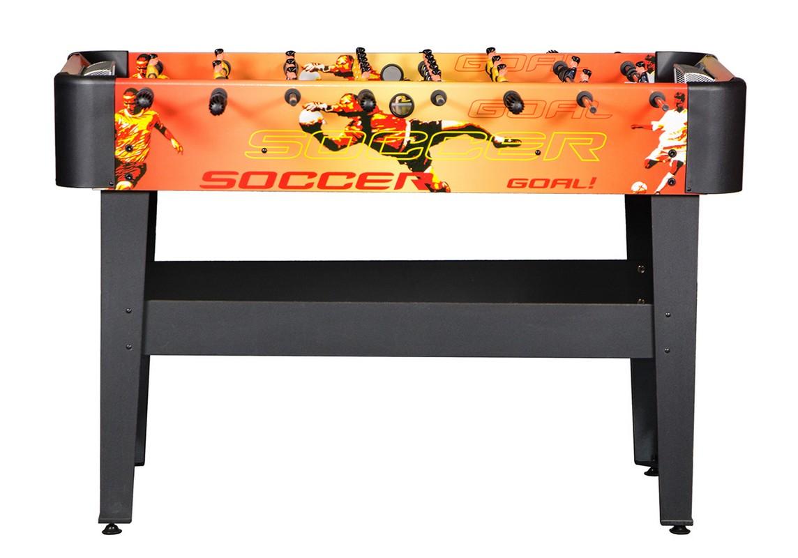 Купить Настольный футбол Weekend Dybior Amsterdam оранжево-черный, Billiard Company