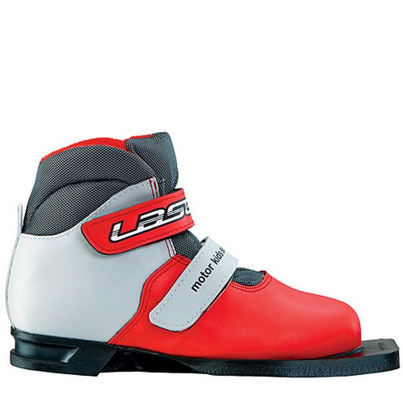 Ботинки лыжные Trek Laser ИК02Р-02-01 NN75 крас/бел/черн.