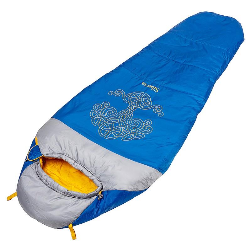 Купить Спальный мешок NovaTour Сибирь -20 L V3 в России