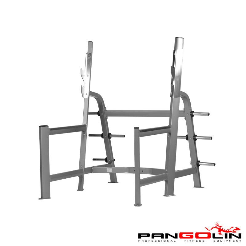 Силовая стойка для жимов и приседов Pangolin 5035