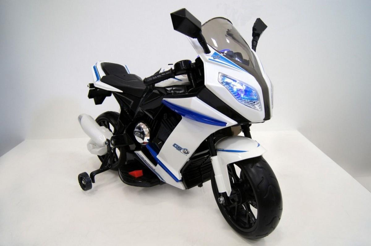 Электромотоцикл RiVeRtoys M111MM