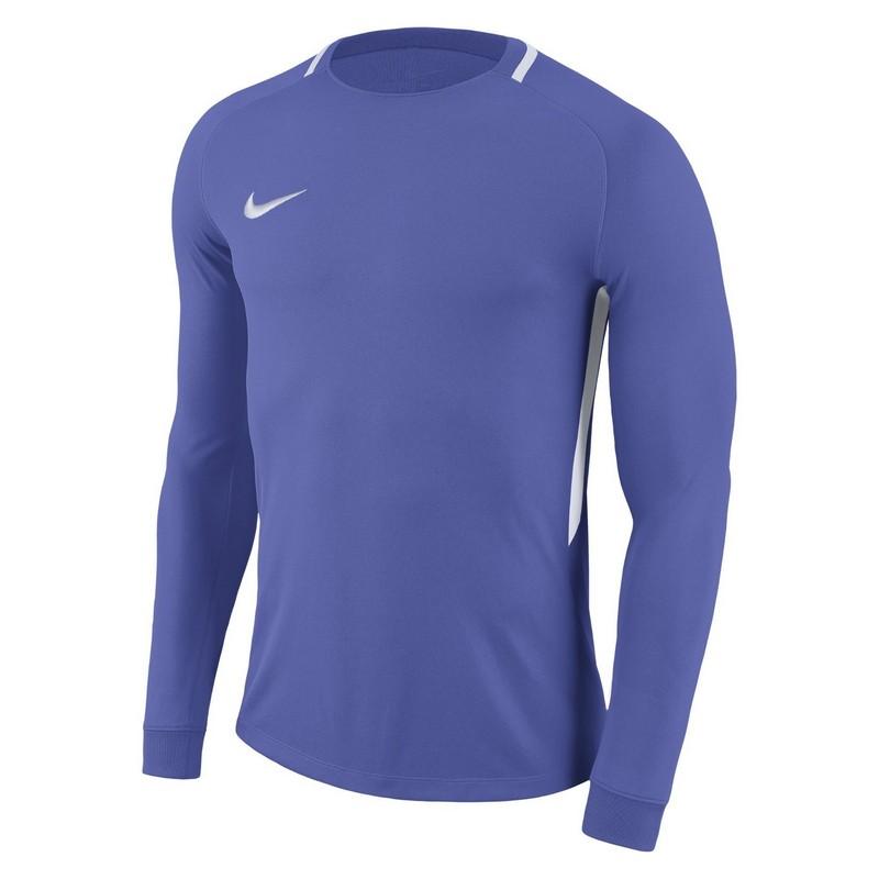 Свитер вратарский Nike Park Iii Jsy Ls Gk 894516-518 детский, фиолетовый