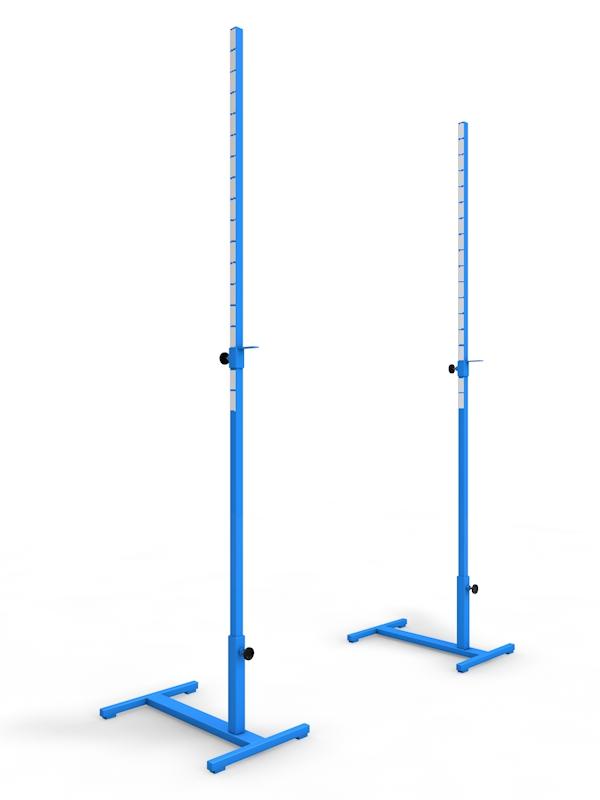 Купить Стойки для прыжков в высоту 2,2м Glav 6.201,