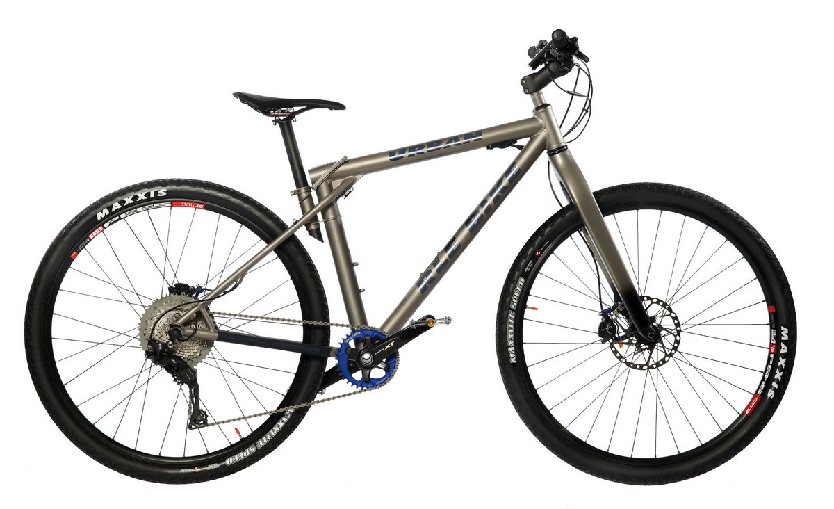 Электровелосипед RLE bike Urban XT (тип City) 29 2018