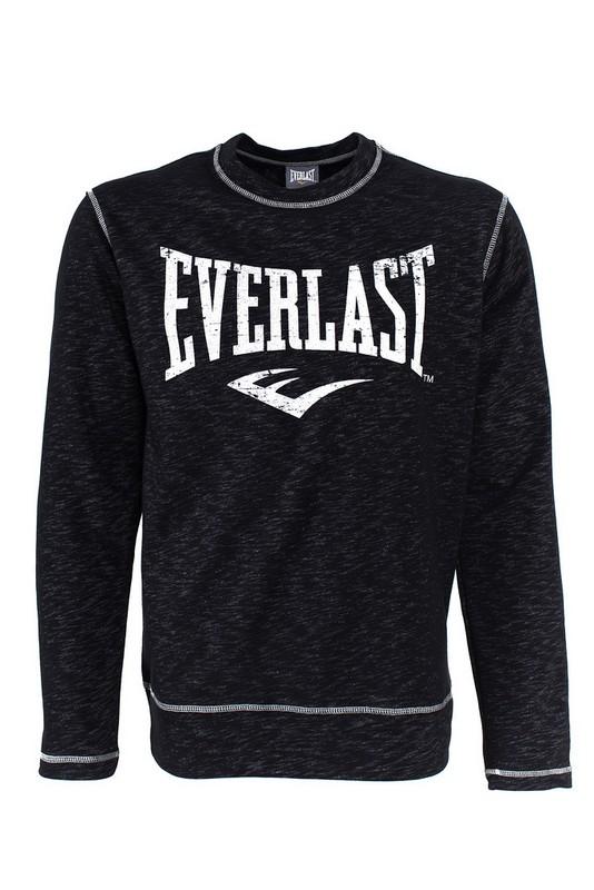 Футболка Everlast Gym с длинным рукавом, черный футболка everlast everlast ev001emzyr65
