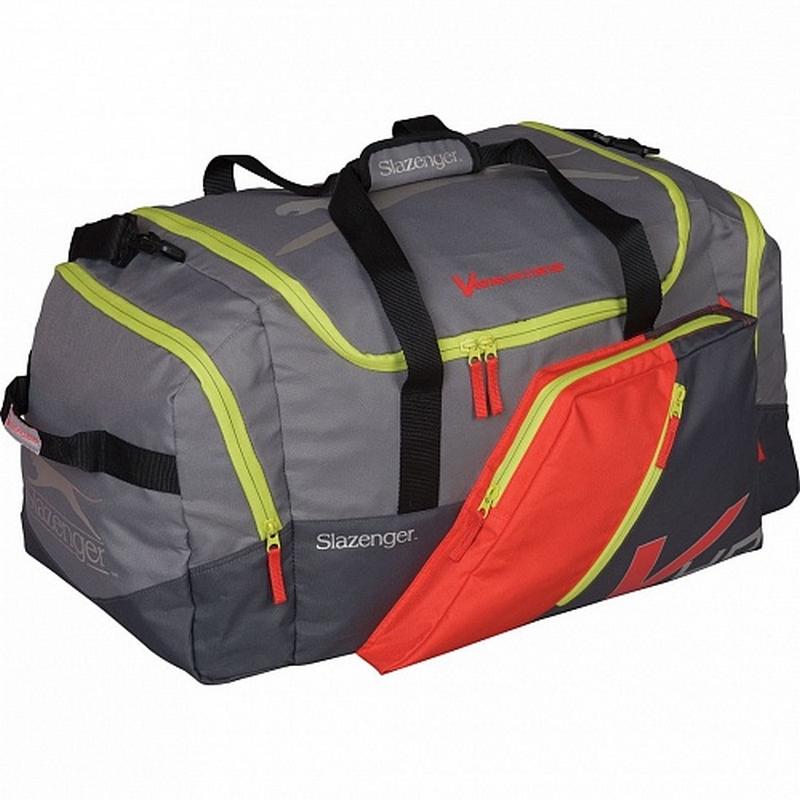 Сумка универсальная Slazenger S HL V49 Player Bag 466150-NC slazenger кроссовки slazenger 27126532 white cerise