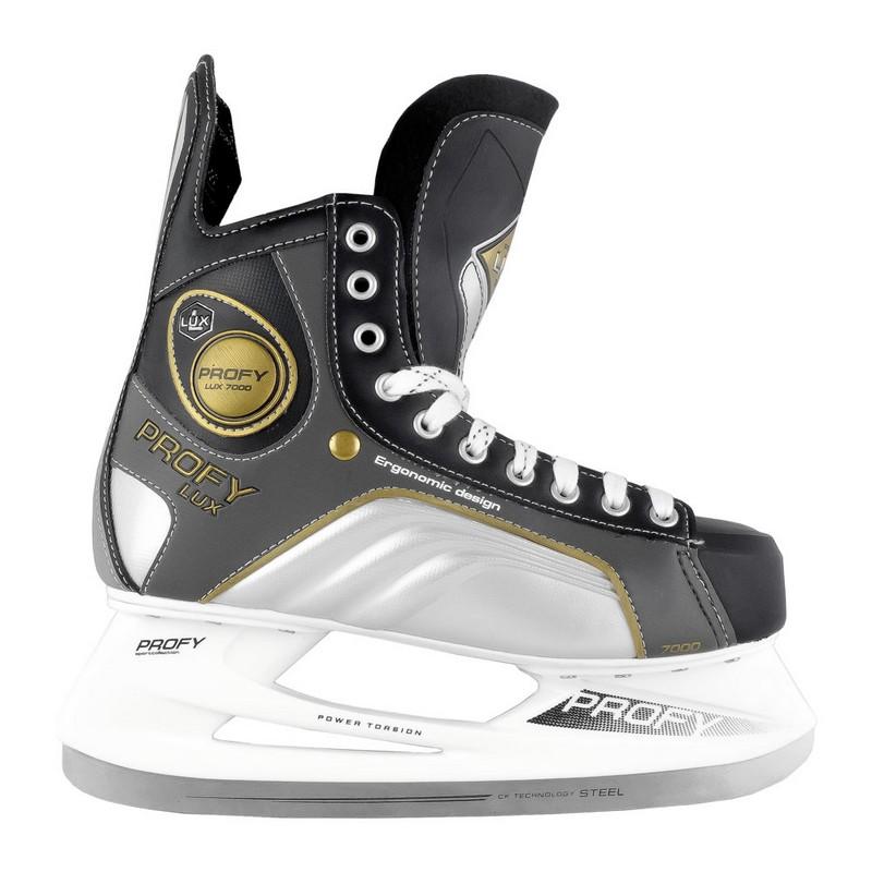 Хоккейные коньки СК Profy Lux 7000