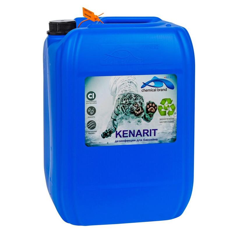 Купить Кенарит Kenaz гипохлорит натрия 190г/л 30л,