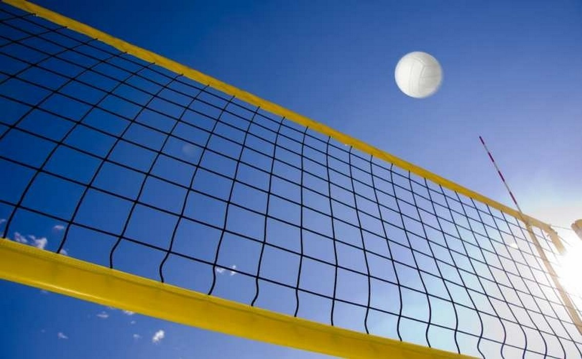 Купить Сетка для пляжного волейбола Glav нить D=3 мм, мет. трос в оплетке 6 мм 03.213,