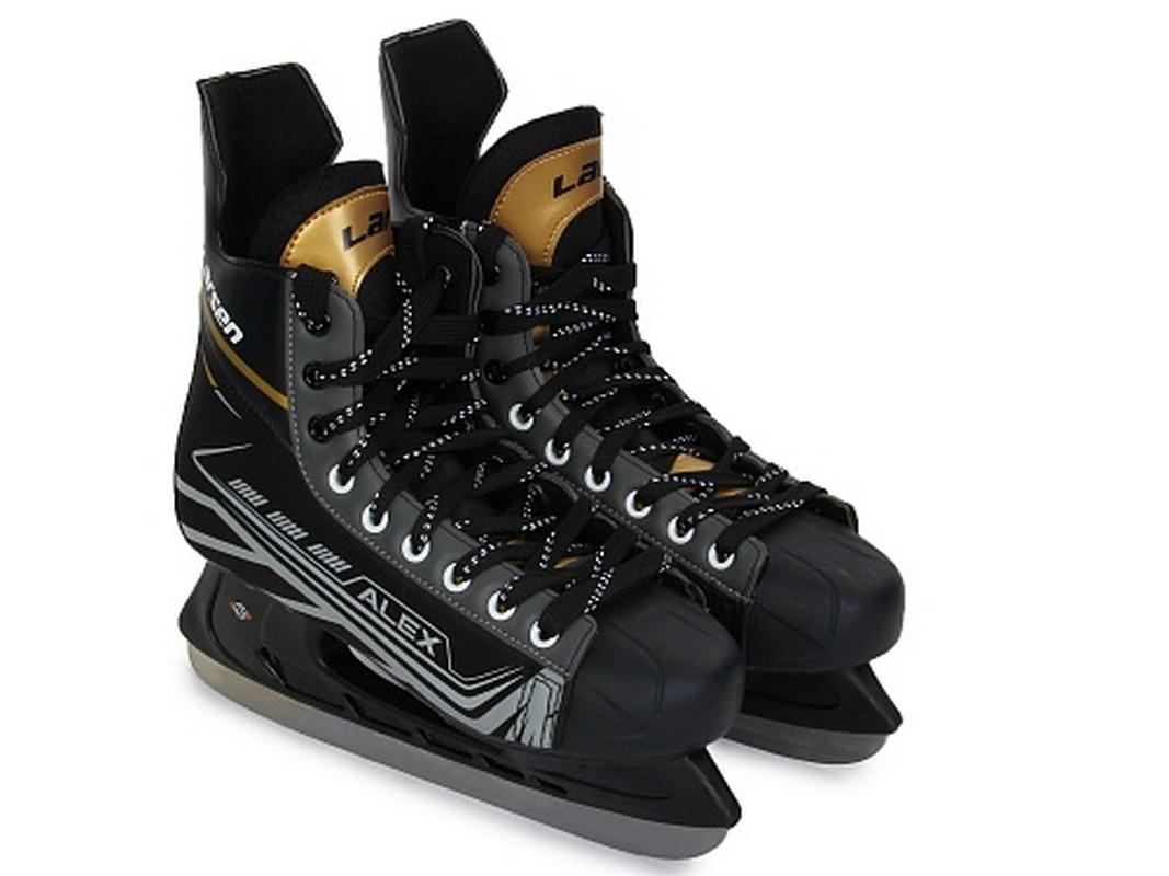 Купить Коньки хоккейные Larsen Alex,