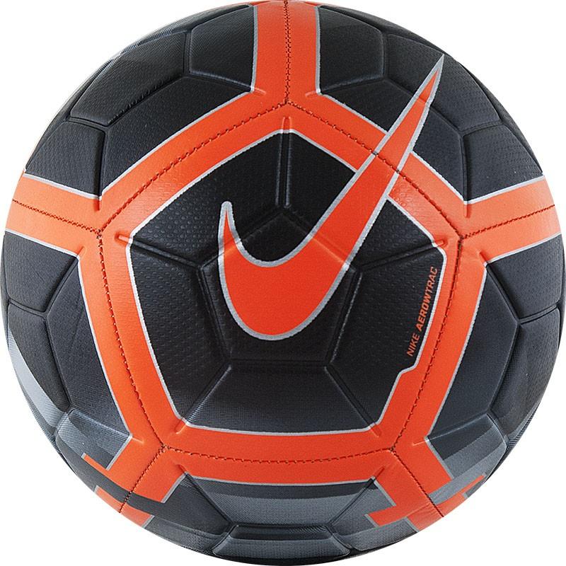 Мяч футбольный Nike Strike р.5 SC3147-010 мяч футбольный nike premier team fifa р 5